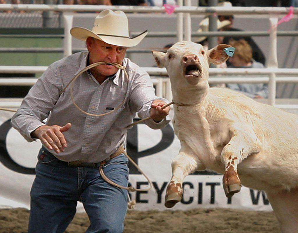 Calf roping 05