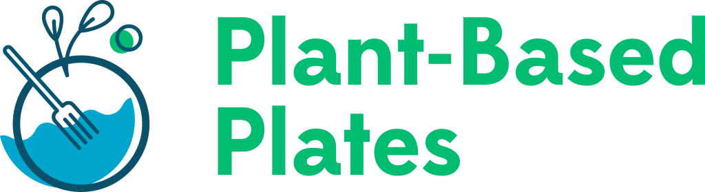 Plant based plates program logo
